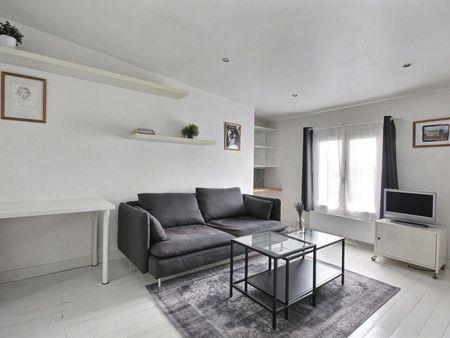 Posh apartment near the Strasbourg-Saint-Denis metro