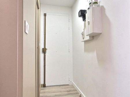 Bright 1-bedroom apartment in the 11th arrondissement  of Paris