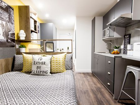Student accommodation photo for Bentley House in Aston, Birmingham