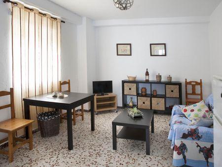 Very cool 1-bedroom flat near the Universidad de Cádiz campus