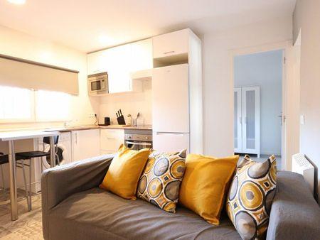 Welcoming 3-bedroom flat in Pozuelo de Alarcón