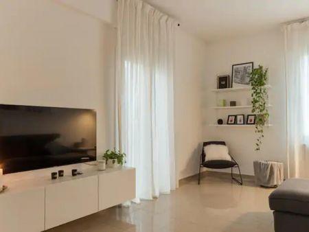Charming 2-bedroom apartment near Chiesa Parrocchiale di Sant'Ignazio di Loyola