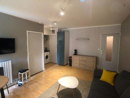 Beautiful 1-bedroom apartment near Gare de Pantin metro station