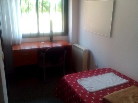 Economy Single room with shared kitchen