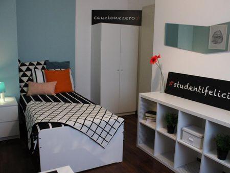 "Large single bedroom next to the University College ""Luigi Lucchini"""