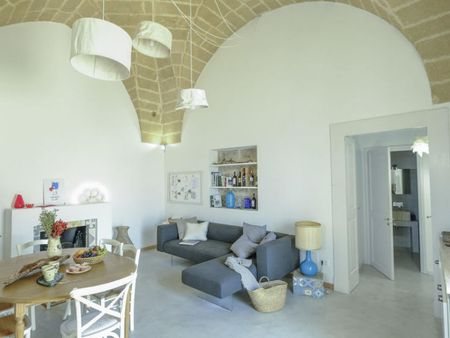 Lovely 3-bedrooms apartment in Gallipoli