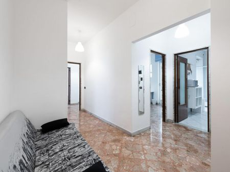 Large double bedroom near the Quintino Sella train station