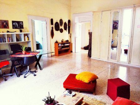 Neat single bedroom in Rione Sanità