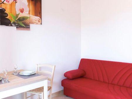 Alluring 1-bedroom apartment near Parco Rafael Caria