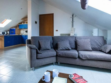 Excellent 1-bedroom apartment in Pagnacco