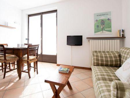 Luminous apartment in Bormio