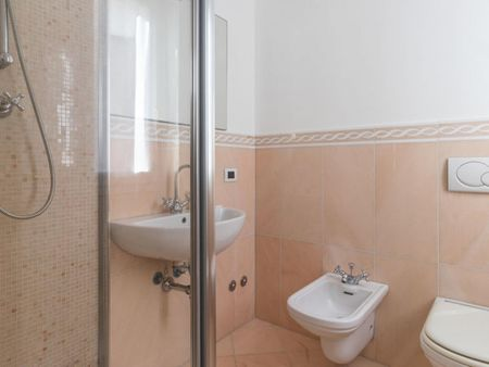 Comfortable double-bedroom apartment in Sanremo