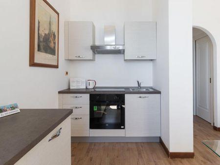 Cute double bedroom apartment in Sanremo