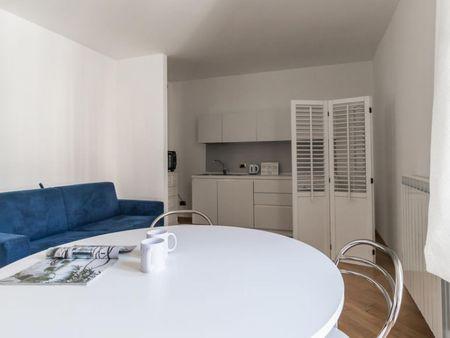 Modern 1-bedroom apartment in Sanremo