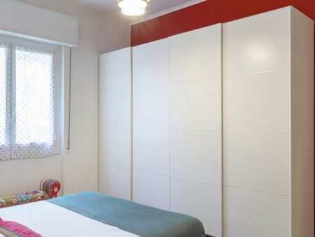 Colorful 1-bedroom flat in San Martino