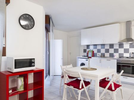 Airy double bedroom in Padua