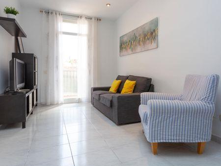 Attractive 2-bedroom apartment in El Poblenou