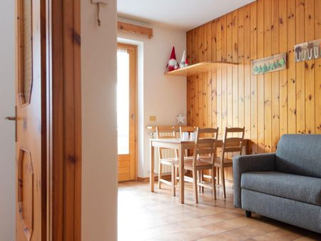 Splendid 1-bedroom apartment in Premadio