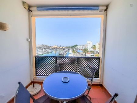 Sunny apartment in Quarteira