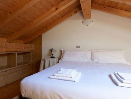 Stunning 3-bedroom apartment in Bormio