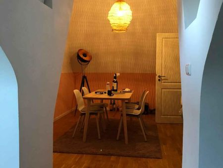 Cute double bedroom in the central Martins-Viertel neighbourhood