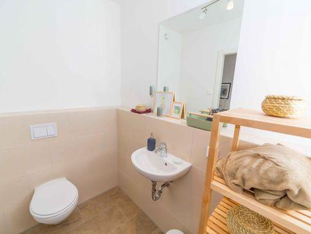 Very cosy double bedroom in Europacity