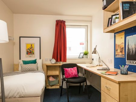Student accommodation photo for Albert Court in Liverpool University Area, Liverpool