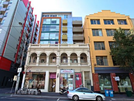 Arrow Apartment 105/466 Swanston Street