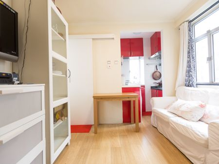 Sai ying pun cozy suite