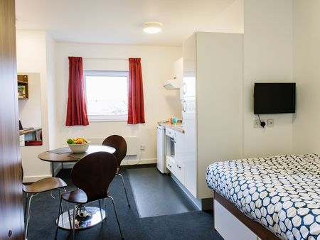 Student accommodation photo for Liberty Park Glasgow in Glasgow City Centre, Glasgow