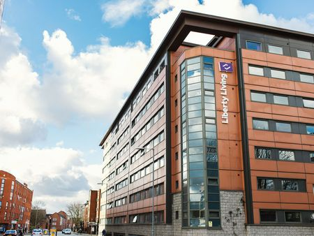 Student accommodation photo for Liberty Living at Sir Charles Groves Hall in Manchester City Centre, Manchester