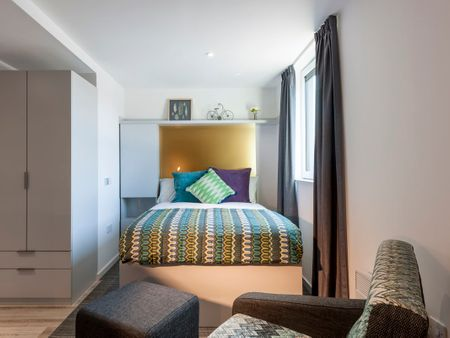 Student accommodation photo for New Park in North Edinburgh and Leith, Edinburgh