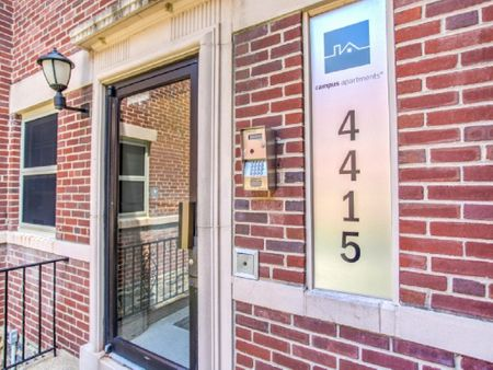4415 Spruce Street - Campus Apartments