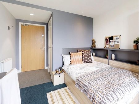 Student accommodation photo for Nido St James in Glasgow City Centre, Glasgow