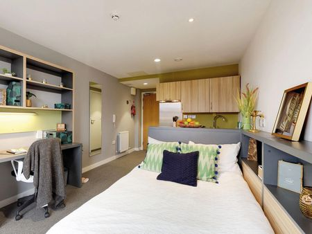 Student accommodation photo for Stepney Yard in Quayside, Newcastle upon Tyne