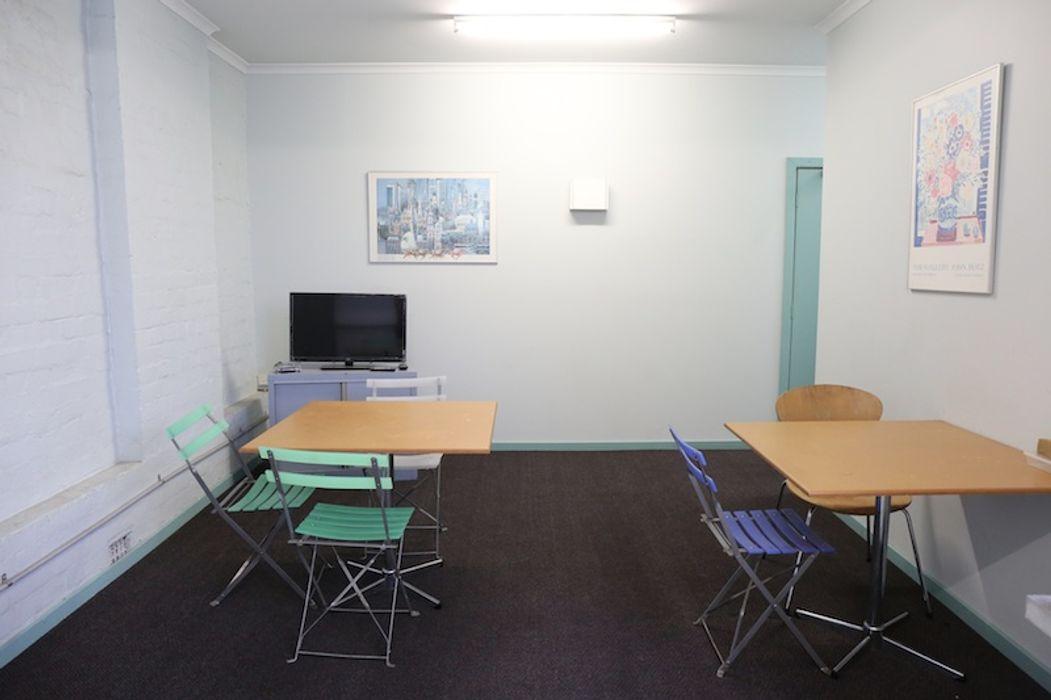 Bouverie Residence