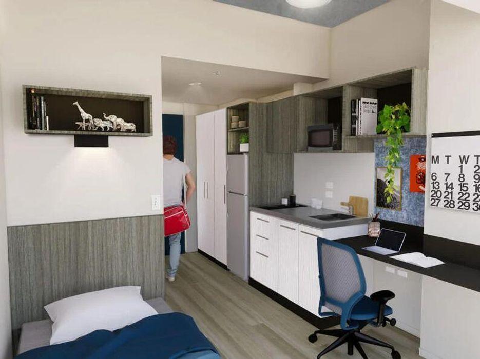 Mayoral Drive Student Accommodation