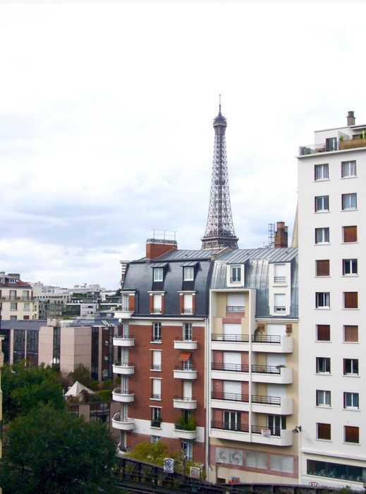 Tour Eiffel Grenelle (1-2 people)