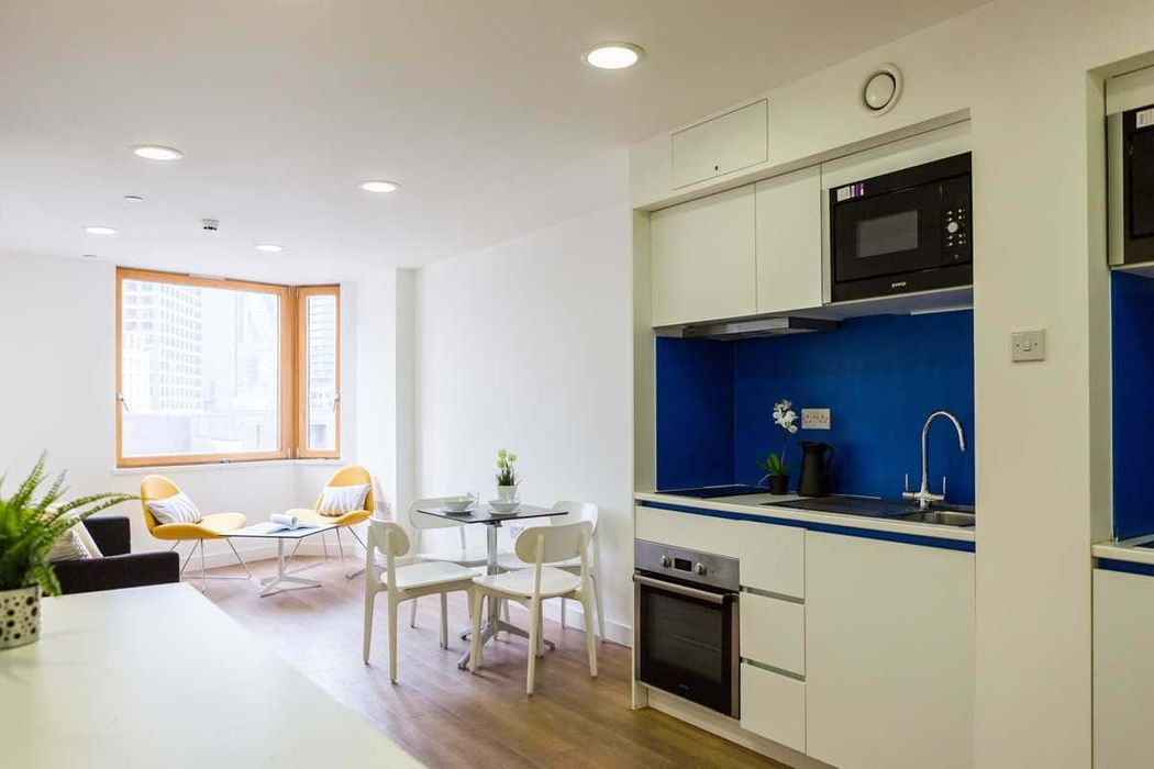 Aldgate Residence - Londonist