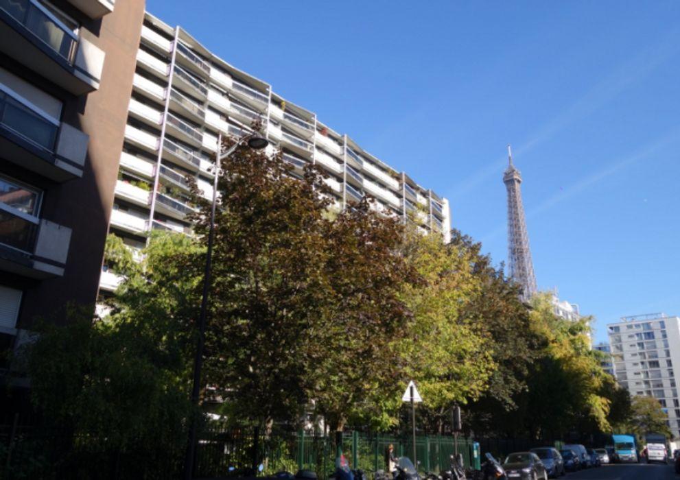 Tour Eiffel studio