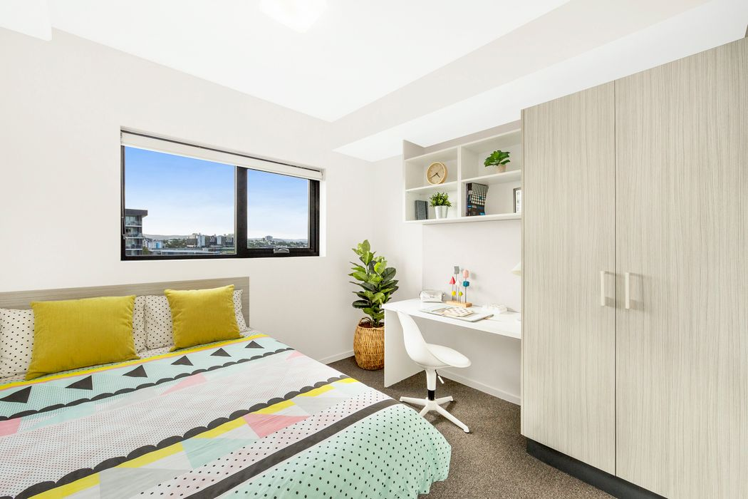 Student accommodation photo for Atira Woolloongabba in Woolloongabba & Coorparoo, Brisbane