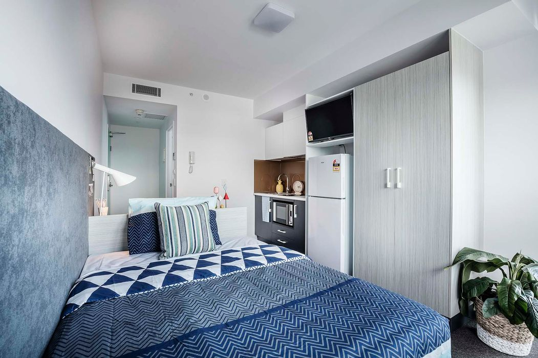 Student accommodation photo for Atira Woolloongabba in Woolloongabba & Coorparoo, Brisbane