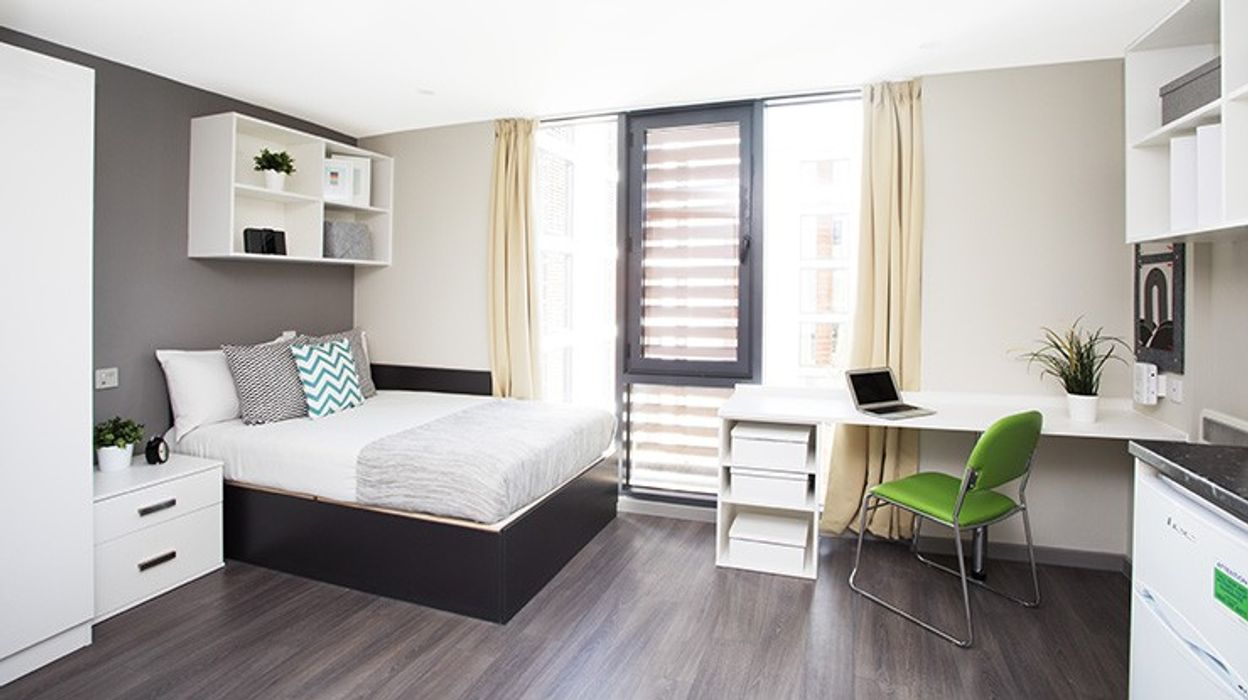 Student accommodation photo for Salisbury Court in Holyrood, Edinburgh