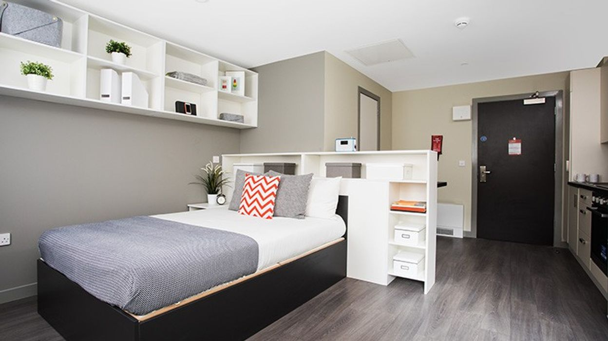 Student accommodation photo for The Old Printworks in Old and New Town, Edinburgh