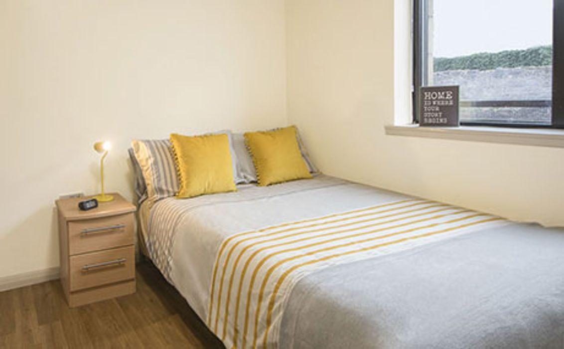 Student accommodation photo for The Bridge House in Haymarket, Edinburgh