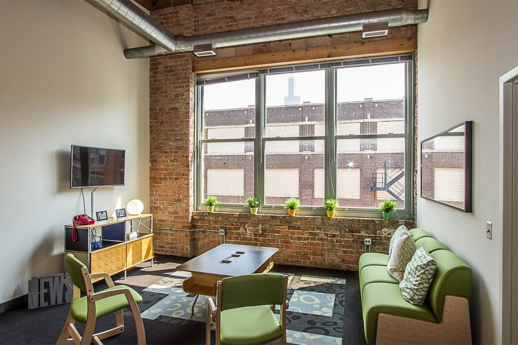Student accommodation photo for The Automatic Lofts in Near West Side, Chicago