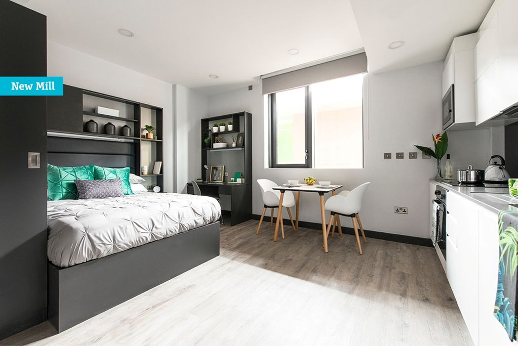 Student accommodation photo for New Mill in Dublin Southside, Dublin