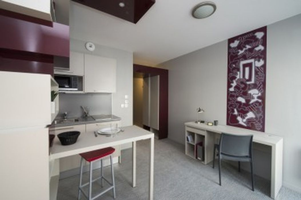 Student accommodation photo for Cardinal Campus Bakara in 7th arrondissement, Lyon