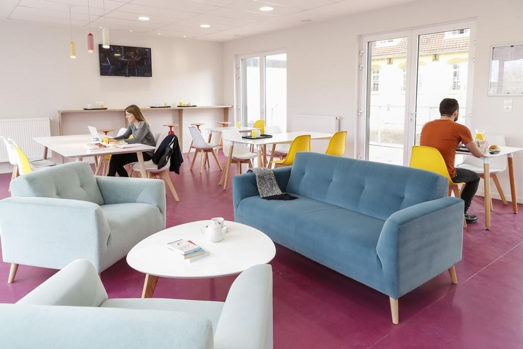 Student accommodation photo for Odalys Metz Manufacture in Les Îles, Metz