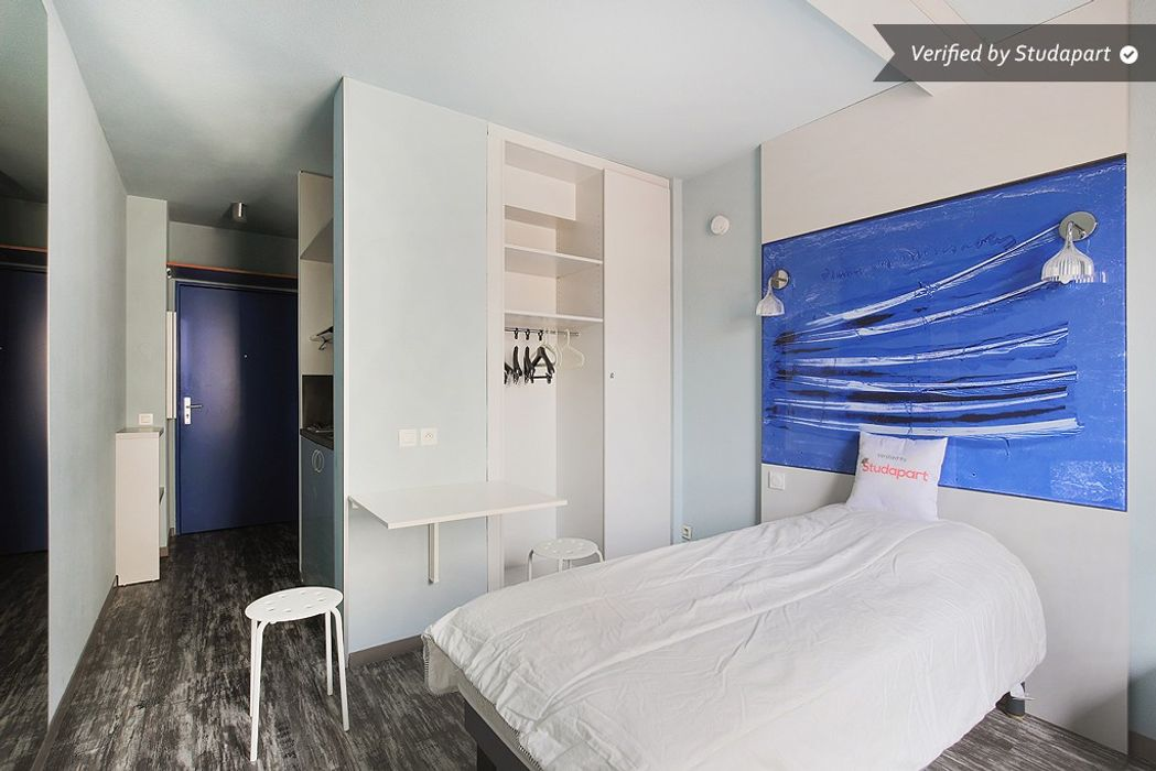 Student accommodation photo for Résidence Le Victor Hugo in 2nd arrondissement, Lyon